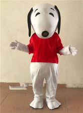 Snoopy dog movie outfit dress cos Bithday party game Mascot Costume Adult Suit