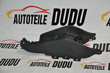 Audi TTS TT RS TT S-LINE 8J Leder Mittelkonsole 8J1863242B 25D Original