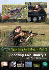 SPORTING AIR RIFLE SHOOTING LIVE QUARRY 1