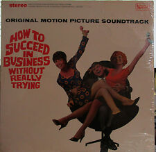 How to Succeed in Business (Soundtrack) Stereo (Robert Morse,Michele Lee (sealed