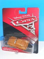 Disney Pixar CARS 3 Movie 2017 Lightning McQueen as Chester Whipplefilter Brown