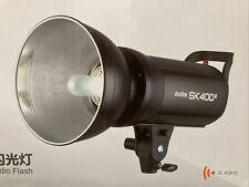 Godox Sk400Ii Professional Studio Flash Light Strobe 400W 2.4Ghz