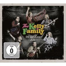 We Got Love-Live (2CD+2DVD) von The Kelly Family (2017)