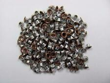 "1/8"" eyelets ANTIQUE COPPER pk of 50 round scrapbooking craft eyelet card making"