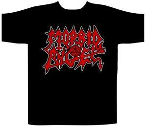 MORBID ANGEL - Logo Thy Kingdom Come T-Shirt