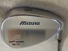 Mizuno MP Series 56*/11* Sand Wedge w/Precision Rifle Spinner Stiff Steel Shaft