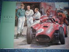 COYS AUCTION CATALOGUE JULY 1993 SILVERSTONE COOPER T53 F1 ALFA ROMEO 6C 1750