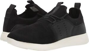Etnies Womens Vanguard Trainers Sneakers Black White Size UK 4.5 EU 37.5 JPN23.5