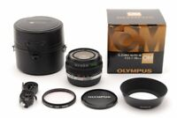 【MINT w/ Case】OLYMPUS OM-SYSTEM G.ZUIKO 28mm F/3.5 MF Camera Lens From JAPAN