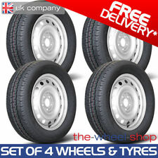 Transporter Steel Wheels with Tyres 5 Number of Studs