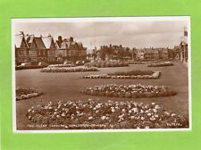 Cliff Gardens Gorleston on Sea Great Yarmouth RP pc  1957 Valentines Ref E857