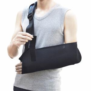 Arm Sling Armhalter Schulter Schlinge Stütze Halterung Armbandage Bandage Adul*S