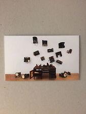 NAM JUNE PAIK. Private view invitation card, Gagosian gallery, 2015