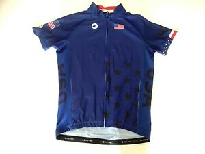 Pactimo Cycling Jersey Womens Bike Bicycling Short Sleeve Shirt SZ Large