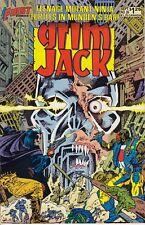 GRIM JACK #26 (1986) First Comics TMNT appearance VG+/FINE-