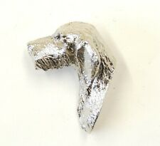 German Wire Hair Pointer Lapel Pin/Brooch