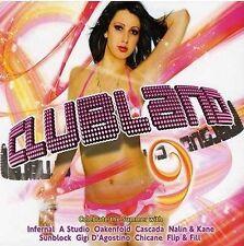 CLUBLAND Vol. 9 - 2 CD NEU - Cascada Sugababes Frisco Dannii Minogue Silosonic