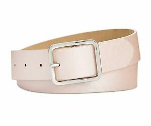 INC | Casual Solid Belt | Pink | 30
