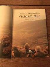 Pictorial History of the Vietnam War  (NoDust) by Jeremy Barnes