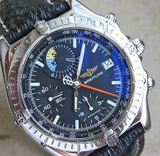 ✨WoW✨ Luxus Chronograph Breitling Chrono Chronomat Herren Uhr Yachting automatic