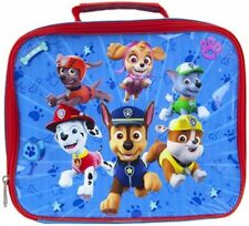 OFFICIAL NEW Paw Patrol Team insulated Lunch bag Perfect For School child