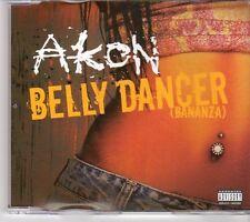(EY177) Akon, Belly Dancer (Bananza) - 2005 CD