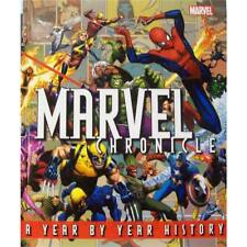 Marvel Chronicle A Year By Year History Hardcover Boxed Edition