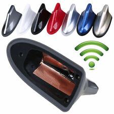 Car Body Shark Fin Type Antenna Roof Radio FM/AM Aerial Signal Cover Universal