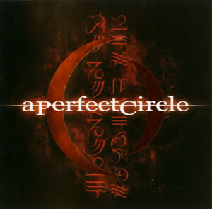 A PERFECT CIRCLE - MER DE NOMS CD