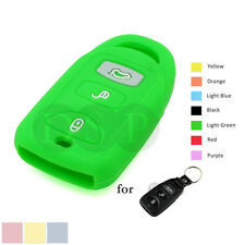 Silicone Skin Cover fit for HYUNDAI KIA Smart Remote Key Case Fob 3BTN CV4106 LG
