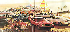 1976 Ford Free Wheelin Brochure:Mustang,Pinto,Va n,Pickup,Bronco,Ranchero,T orino,