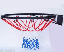 Basketball Hoop Ring Rim Net For Standard Basketball Ring Hoop (only the net)