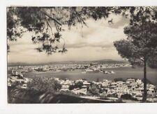 Mallorca Palma Vista General desde la Bonanova 1959 RP Postcard Spain  244a