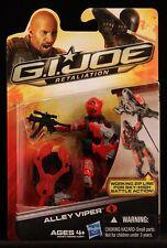 """2013 HASBRO G.I.JOE RETALIATION ALLEY VIPER 3 3/4"""" ACTION FIGURE MOC"""