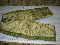 TROUSERS FIELD        SIZE COLD WEATHER LARGE REG    NSN 8415010997860