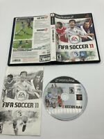 Sony PlayStation 2 PS2 CIB Complete Tested FIFA Soccer 11 Ships Fast