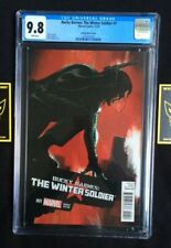 Bucky Barnes The Winter Soldier #1 Epting 1:25  Variant  CGC 9.8 3737272024