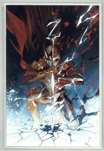 Mighty Morphin #10  Spoiler Virgin Variant 1-Per-Store Boom! Studios 1st Print