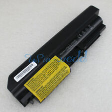 For IBM Lenovo ThinkPad R61 T61 T400 R400 Series 42T5262 42t5263 6Cell Battery