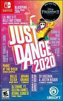Just Dance 2020 - Nintendo Switch Standard Edition - Brand New - Free Shipping