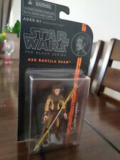 """Star Wars BASTILA SHAN 3.75"""" Figure Black Series #20 Old Republic Jedi Knight!"""