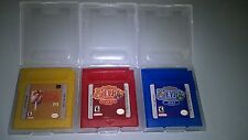 LOTE ZELDA GB GBC GBA LINKS AWAKENING ORACLE OF AGES / SEASONS TODOS EN ESPAÑOL