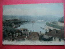LYON-VAISE  :  L'Industrie  -  Le Pont de la Gare.......VO.1908.