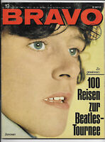 BRAVO Nr.19 vom 2.5.1966 Marianne Faithfull, Simon & Garfunkel, Beatles, Kinks