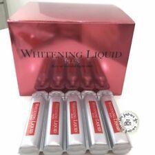 Japan Sea Glass Whitening Liquid Plus Key of Natural Light Skin Box of 30pcs #tw