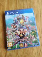 NEW SEALED Valthirian Arc: Hero School Story PS4 Game Retro RPG Adventure Anime
