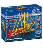 Fischer Technik 520398 Power Machines 2 Modelle Schaufelradbagger
