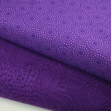 Peacock Flourish by Benartex 100% Cotton Backing Quilting Clothing Craft Fabric