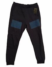 Rocawear Blak Cheat Life Navy Sweat Pants in Large