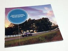 2003 Volkswagen Golf GTI New Beetle Passat Jetta Eurovan W8 VR6 Poster Brochure